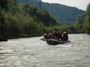 Rafting Salzburg