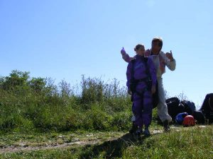 paragliding salzburg