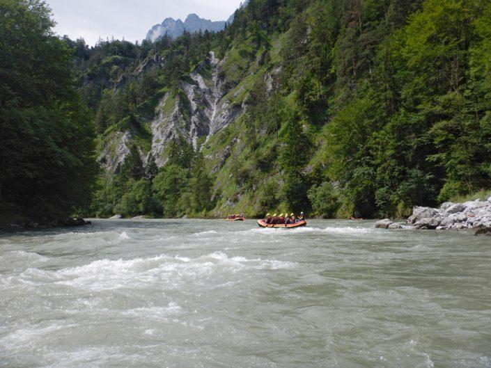 Fun-Rafting