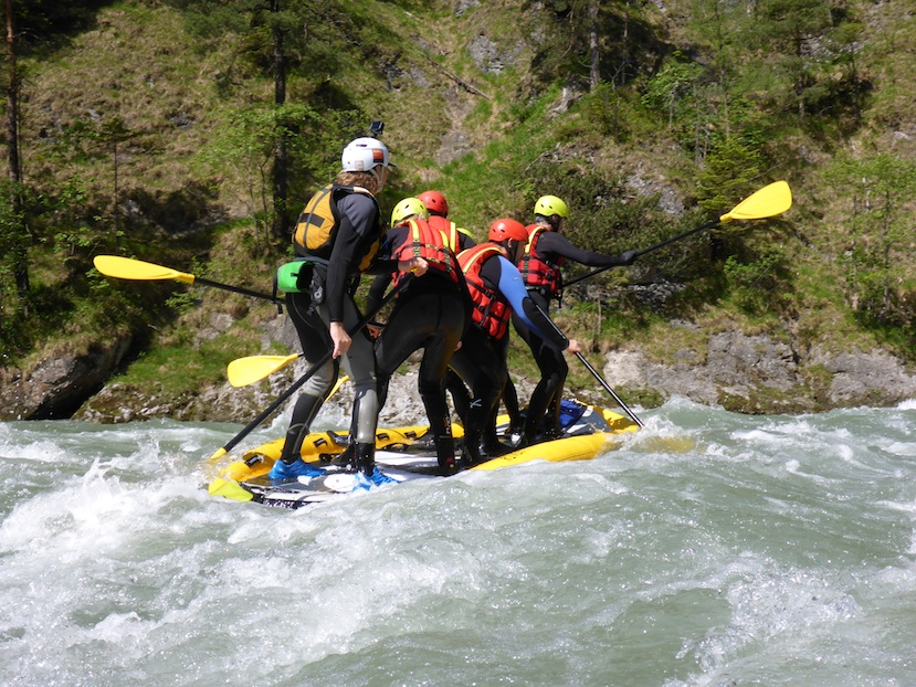 Wildwater SUP Salzburg